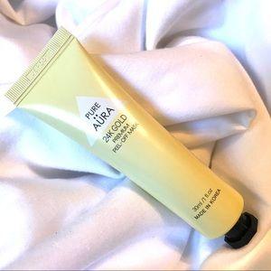 5/$25 Pure Aura 24k Gold Premium Peel Off Mask